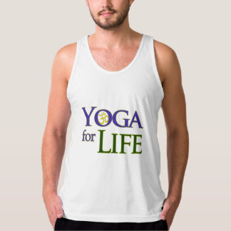 Yoga for life t-shirt Men's Tank top