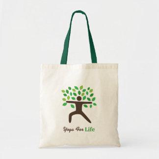 Yoga For Life, Warrior Pose, Tree