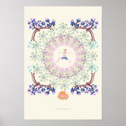 yoga Garden IV Posters