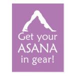 Yoga Get Your Asana In Gear