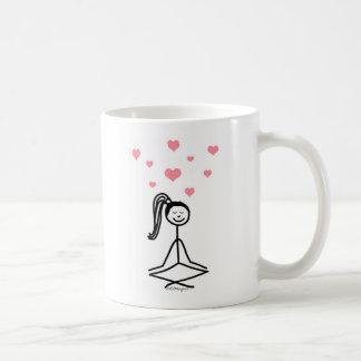 Yoga Girl Mugs