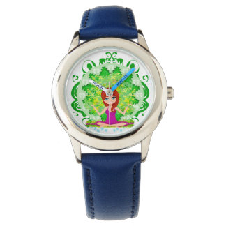 Yoga girl Watch