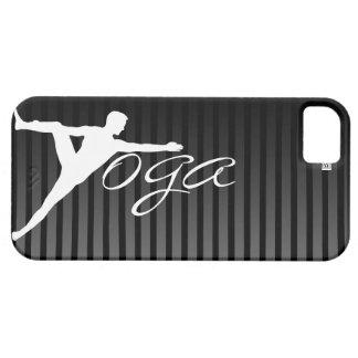 Yoga Gray iPhone 5 Case-Mate Case
