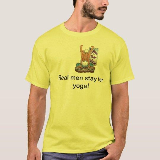 Yoga Guy T-Shirt