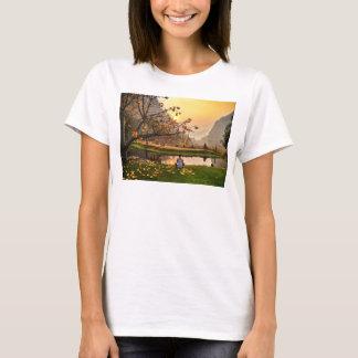 yoga in paradise T-Shirt