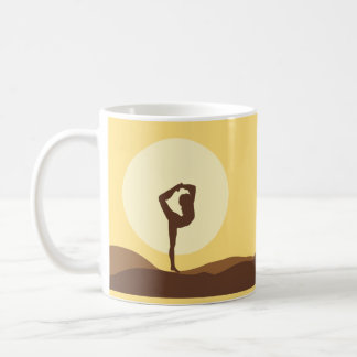Yoga in Sunshine Coffee Mug