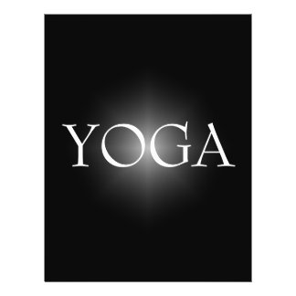 YOGA Instructor Flyer
