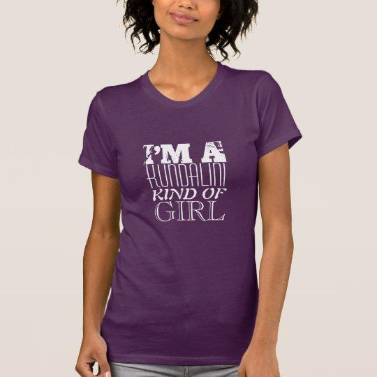 YOGA-Kundalini Kind of Girl T-Shirt