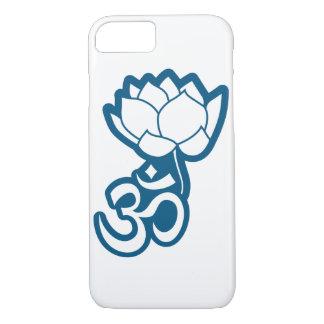 Yoga lotus iphone case