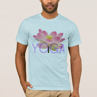 yoga lotus shirt