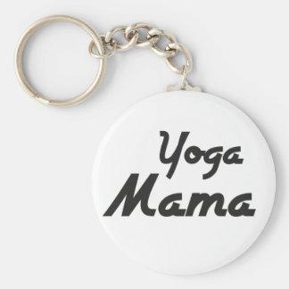Yoga Mama Keychain