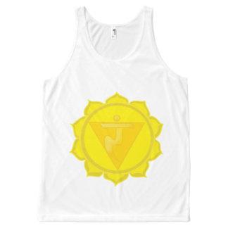 Yoga Manipura Chakra Solar Plexus Unisex Vest