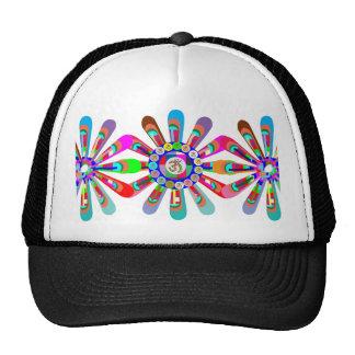 Yoga Maya : Dancing OmMANTRA Trucker Hat