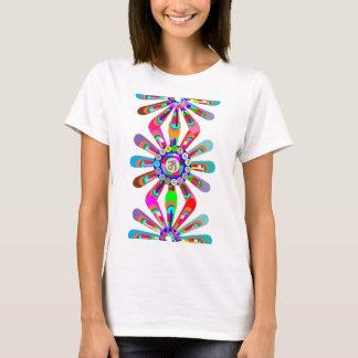 Yoga Maya : Dancing OmMANTRA T-Shirt