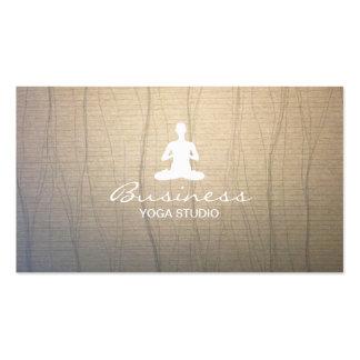 Yoga & Meditation Elegant Zen Background Pack Of Standard Business Cards