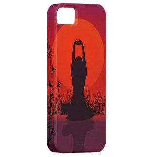 Yoga, Meditation, Fashion, Fitness iPhone 5 Cases