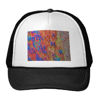 Yoga Meditation Mandala - Rainbow Colors Trucker Hats