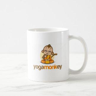 YOGA MONKEY - MONKEY SEE MONKEY DO COFFEE MUG