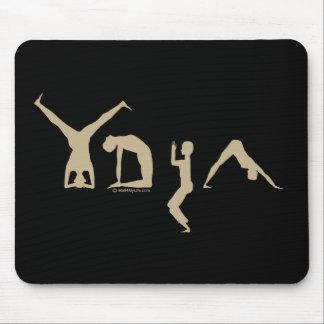 Yoga Mouse Mat