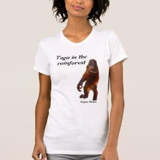 Yoga Mudra Stress Relief Tshirt