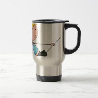 Yoga Stainless Steel Travel Mug