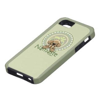 yoga namaste - iphone 5s case
