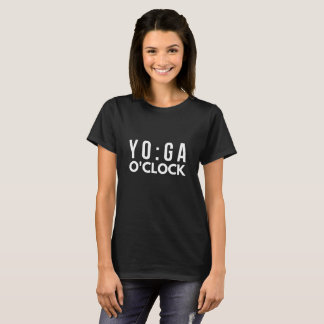 Yoga O'clock T-Shirt