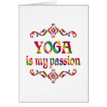 Yoga Passion Cards