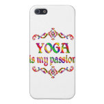 Yoga Passion iPhone 5 Cover