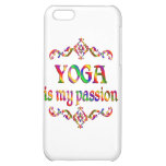 Yoga Passion iPhone 5C Covers