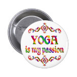 Yoga Passion Pins