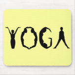 Yoga People Mouse Mats