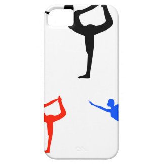 Yoga pilate barely there iPhone 5 case