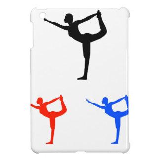 Yoga pilate iPad mini cover