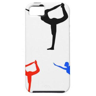 Yoga pilate iPhone 5 cases