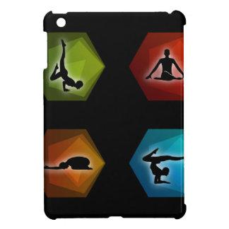 Yoga pilates iPad mini case