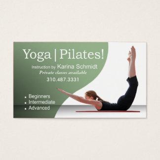 """Yoga | Pilates!"" Pilates Instruction, Yoga Class"