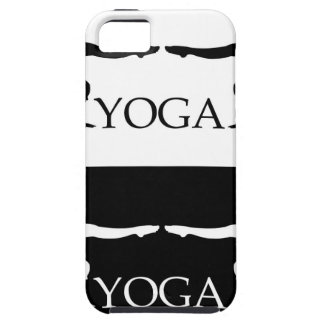Yoga pose- Advanced level iPhone 5 Cases