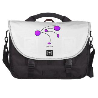 Yoga Pose - Crane Pose Commuter Bags