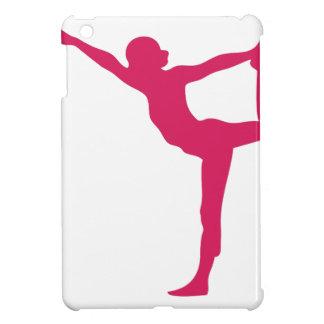 Yoga Pose iPad Mini Covers