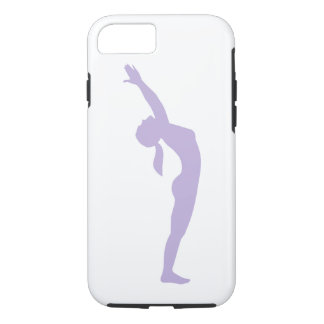 Yoga pose iPhone 8/7 case