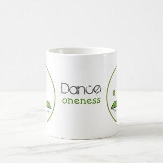 Yoga pose - Lord of the Dance Basic White Mug