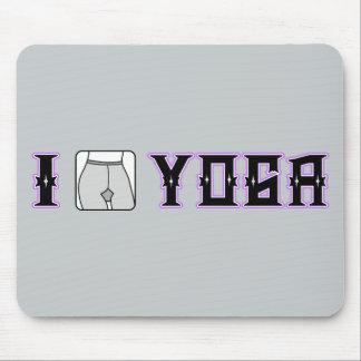 Yoga Pride! Mouse Pad