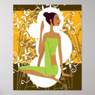 Yoga Print