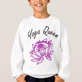 Yoga Queen Designs! Sweatshirt