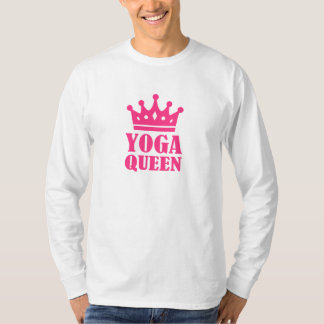 Yoga Queen T Shirts