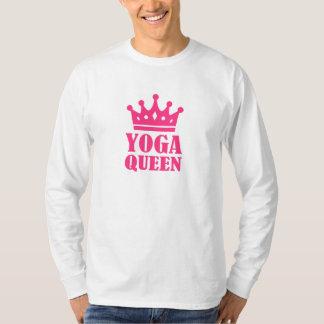 Yoga Queen T Shirts