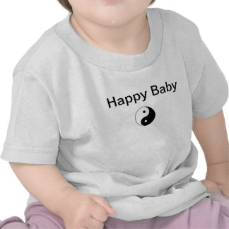 Yoga Shirt for a Happy Baby