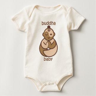 Yoga Speak Baby: Flesh Buddha Baby Baby Bodysuit