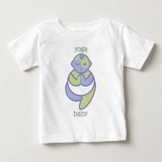 Yoga Speak Baby : Tree Pose Yoga Baby Baby T-Shirt